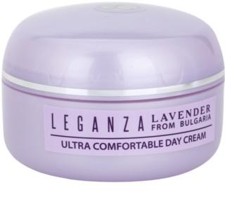 Leganza Lavender Feuchtigkeitsspendende Tagescreme mit ernährender Wirkung