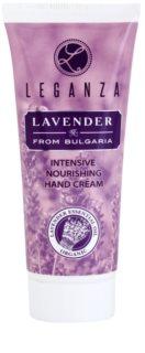 Leganza Lavender intensive, hydratisierende Creme für die Hände