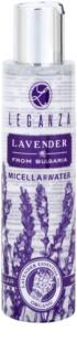 Leganza Lavender água micelar de limpeza