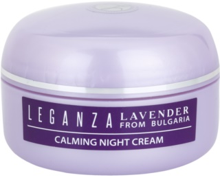 Leganza Lavender Soothing Night Cream