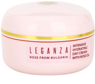 Leganza Rose Intensive Hydrating Cream