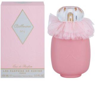 Les Parfums de Rosine Ballerina No. 1 Eau de Parfum para mulheres 100 ml