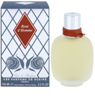 Les Parfums de Rosine Rose d´Homme Eau de Parfum for Men 100 ml