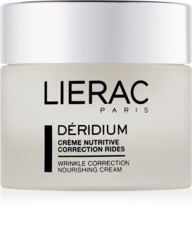 Lierac Deridium crème jour et nuit anti-rides pour peaux sèches à très sèches