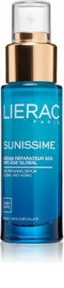 Lierac Sunissime After Sun Repairing Serum For Face And Décolleté