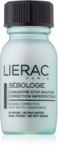 Lierac Sébologie konzentrierte Pflege gegen die Unvollkommenheiten der Haut