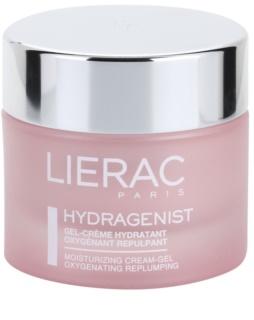 Lierac Hydragenist окисляващ хидратиращ крем-гел против стареене за нормална към смесена кожа