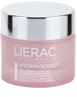Lierac Hydragenist feuchtigkeitsspendende Anti-Aging Gel-Creme mit Oxydationseffekt für normale Haut und Mischhaut