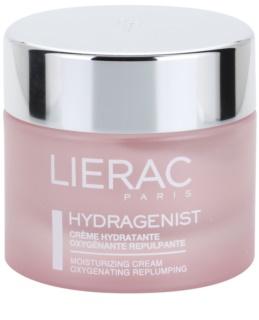 Lierac Hydragenist кисневий крем проти старіння для сухої та дуже сухої шкіри