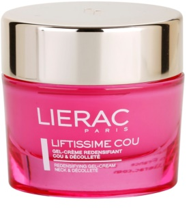 Lierac Liftissime Redensifying Gel-Cream for Neck and Décolleté