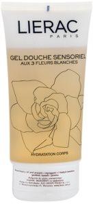 Lierac Les Sensorielles tusfürdő gél minden bőrtípusra