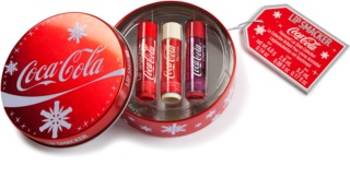 Lip Smacker Coca Cola kosmetická sada VIII.