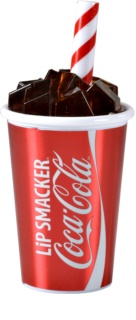 Lip Smacker Coca Cola štýlový balzam na pery v tégliku
