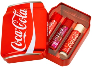 Lip Smacker Coca Cola lote cosmético VII.