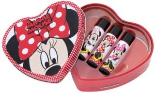 Lip Smacker Disney Minnie lote cosmético I.