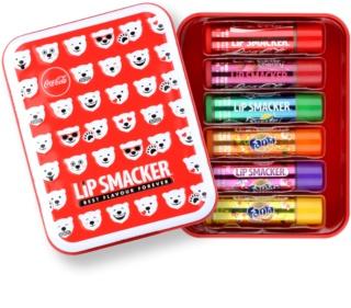 Lip Smacker Coca Cola Mix lote cosmético V.