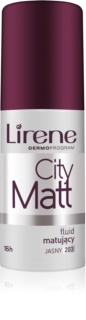 Lirene City Matt Matterende Vloeibaar Foundation  met Glad makende Effect