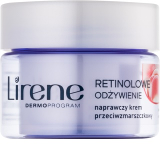 Lirene Rejuvenating Care Nutrition 70+ crema antiarrugas para rostro y cuello