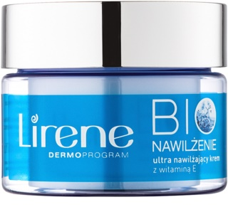 Lirene Bio Hydration Intensive Hydrating Cream for Dry and Sensitive Skin