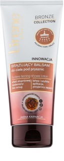Lirene Bronze Collection loțiune autobronzantă sub duș