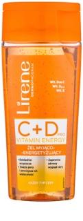 Lirene C+D Pro Vitamin Energy Reinigungsgel mit energetisierender Wirkung