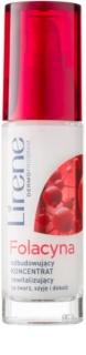 Lirene Folacyna 50+/60+ concentrado remodelador com efeito revitalizante para rosto, pescoço e decote