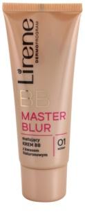 Lirene Master Blur mattierende BB Creme mit Hyaluronsäure