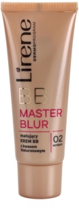 Lirene Master Blur Matte BB Cream with Hyaluronic Acid