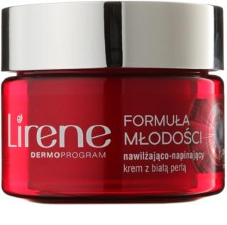 Lirene Youthful Formula 35+ creme de dia antirrugas com efeito hidratante
