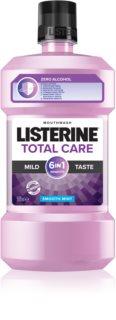 Listerine Total Care Zero ústna voda pre kompletnú ochranu zubov bez alkoholu