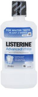 Listerine Advanced White ustna voda z belilnim učinkom