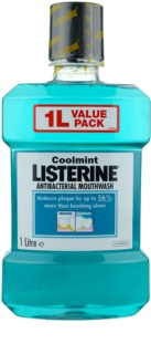 Listerine Cool Mint Mouthwash For Fresh Breath