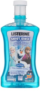 Listerine Smart Rinse Bubble Blast szájvíz gyermekeknek