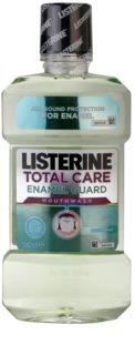 Listerine Total Care Enamel Guard ústní voda proti zubnímu plaku a pro zdravé dásně