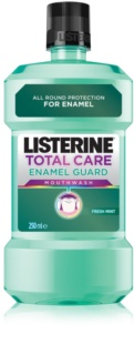 Listerine Total Care Enamel Guard Healthy Gum Mouthwash against Plaque