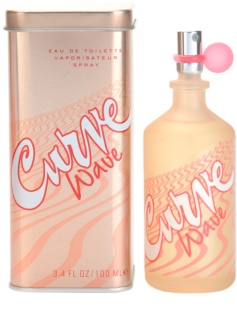 Liz Claiborne Curve Wave Eau de Toilette for Women 100 ml