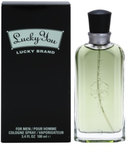 Liz Claiborne Lucky You Eau de Cologne voor Mannen 100 ml