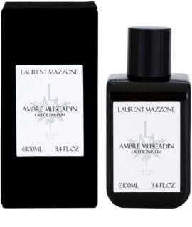 LM Parfums Ambre Muscadin Eau de Parfum unissexo 100 ml