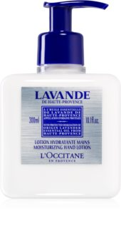 L'Occitane Lavender vlažilna krema za roke