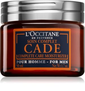 L'Occitane Eau de Cade Pour Homme Intensive Hydrating Cream With Rejuvenating Effect