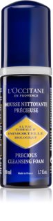 L'Occitane Immortelle Divine Cleansing Foam