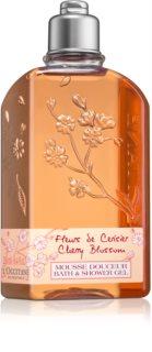 L'Occitane Fleurs de Cerisier  żel pod prysznic