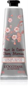 L'Occitane Fleurs de Cerisier  крем за ръце