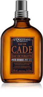 L'Occitane Eau de Cade Pour Homme toaletna voda za moške 100 ml