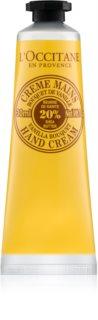 L'Occitane Shea Butter crème mains au parfum de vanille