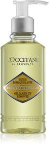 L'Occitane Immortelle huile démaquillante visage et yeux
