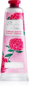L'Occitane Pivoine Flora Hand Cream for Women