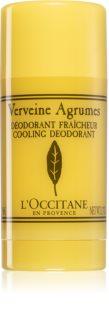 L'Occitane Verveine Agrumes Αποσμητικό σε στικ για γυναίκες 50 γρ