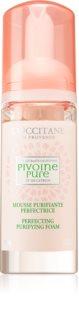 L'Occitane Pivoine Pure espuma de limpeza profunda