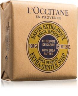 L'Occitane Karité sabonete suave
